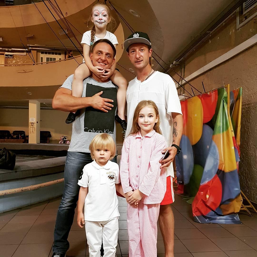 Аскольд запашный и его дети фото